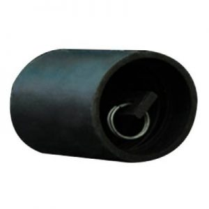 Rubber End Cap With Ring for 32 mm Subduct and Mini Duct