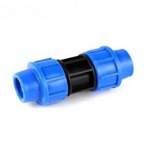 Coupling HDPE – Thread type 50MM