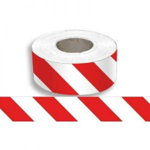 Red & White Tape